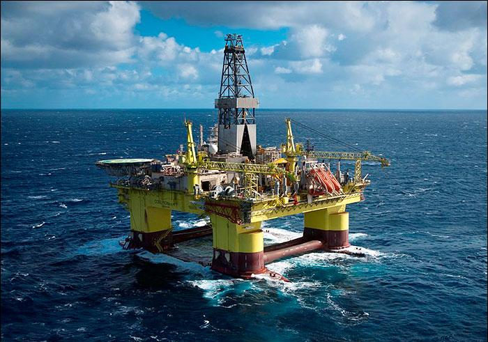 کشف یک ذخیره نفتی کوچک در دریای شمال