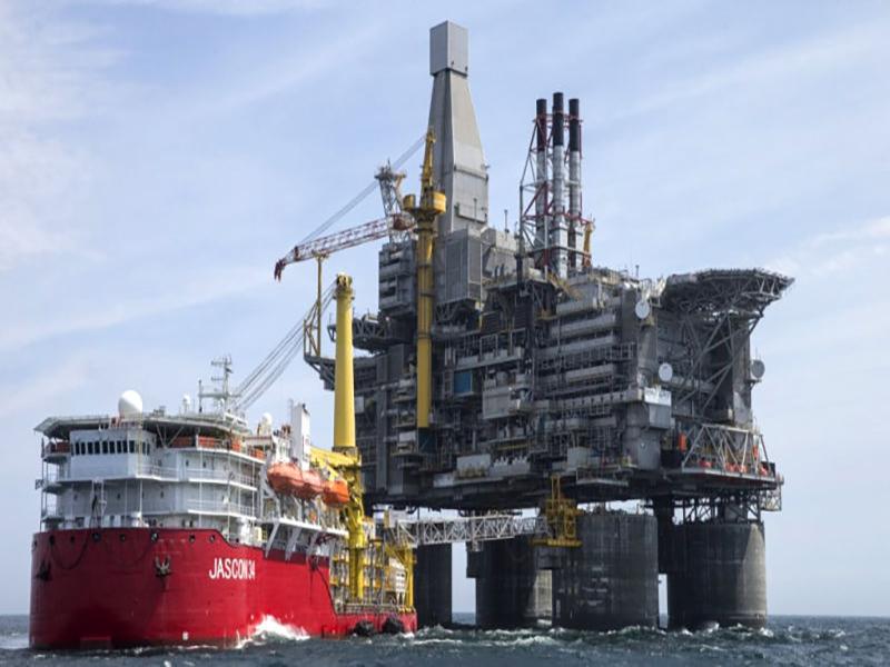 یاسترب خالق عمیق ترین چاه نفتی دنیا
