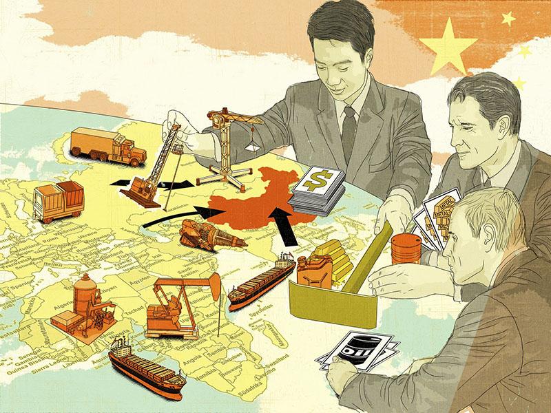 چین حذف دلار از معاملات نفتی را کلید زد