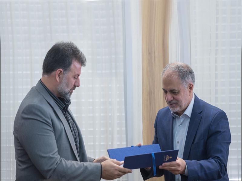 آیین تودیع و معارفه مدیران عامل شرکت ملی حفاری ایران برگزار شد