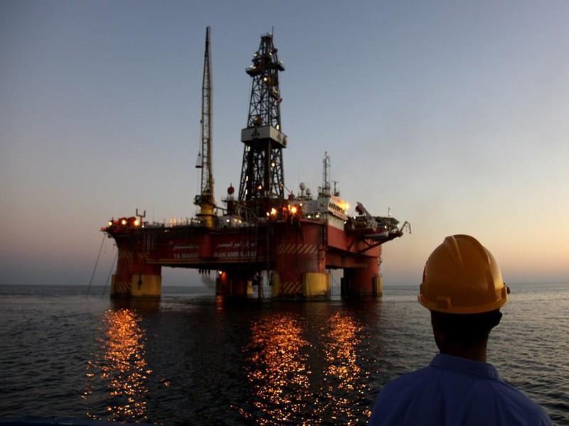معرفی سکوی نیمهشناور امیرکبیر در نمایشگاه نفت و گاز خزر