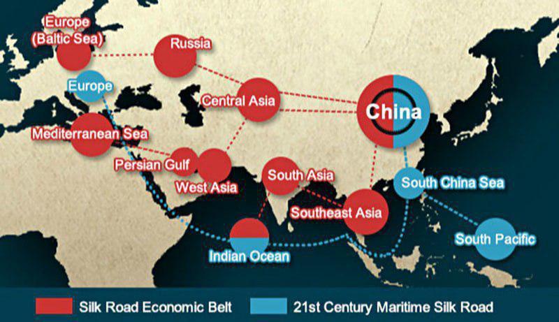 گشایش اجلاس شبکه همکاری بین المللی راه ابریشم در پکن