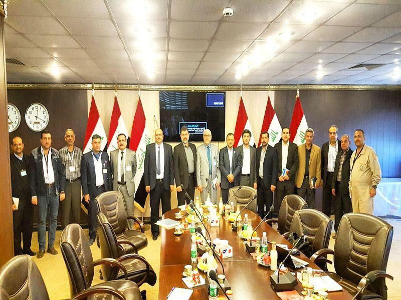 مذاکره پیرامون همکاری مشترک میان دو شرکت NIDC و IDC