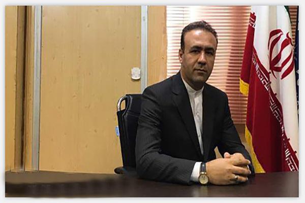 سپهری حکم انتصاب رییس جدید روابط عمومی ملی حفاری را صادر کرد